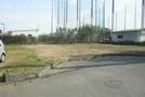 茂原市六ツ野 東郷小学校区 土地広々 南道路面の画像1