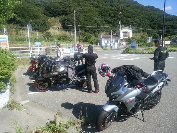 バイクツーリング(房総)
