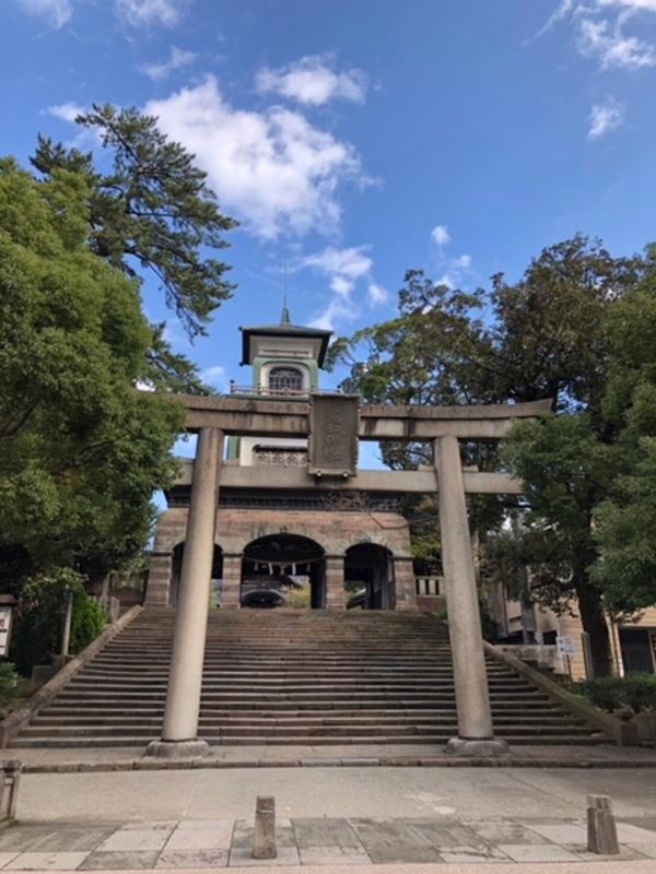 尾山神社(金沢)へ行って来ました