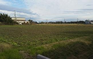 長生村一松 分割売地2区画販売 太陽光発電用地不可