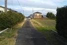 長生村一松 分割売地2区画販売 太陽光発電用地不可の画像4