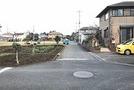 茂原市萩原町 成熟した住宅街の東南角地の画像7