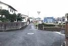 茂原市萩原町 成熟した住宅街の東南角地の画像8