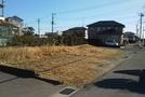 茂原市大芝 東部小学校区 南西角地の売地の画像3