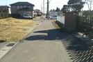 茂原市大芝 東部小学校区 南西角地の売地の画像7