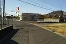 茂原市大芝 東部小学校区 南西角地の売地の画像9