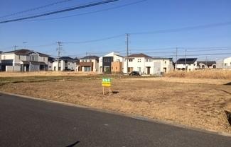 茂原市ゆたか土地区画整理地 92坪 南道路面 陽当り良好