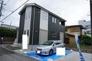 茂原市東郷 新築住宅 角地の画像1