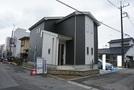 茂原市東郷 新築住宅 角地の画像2