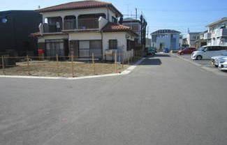 茂原市ゆたか土地区画整理地11-1街区10 東南角地日当たり良好