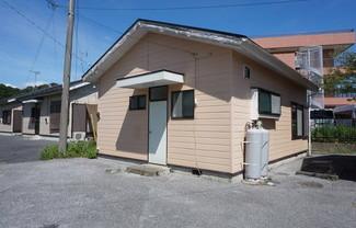 【和泉貸家6号棟】いすみ市岬町和泉 2DK 人気の平屋
