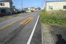 茂原市南吉田 県道に面する鉄骨造倉庫付売地 145坪の画像6