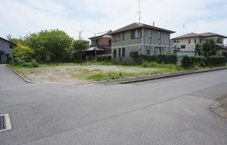 睦沢町上市場911- 前面道路が広い整形地 2区画
