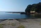 勝浦市吉尾 海を望む古家付の土地の画像9