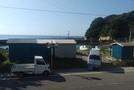 勝浦市吉尾 海を望む古家付の土地の画像8