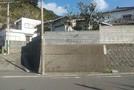 勝浦市吉尾 海を望む古家付の土地の画像1