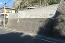 勝浦市吉尾 海を望む古家付の土地の画像4