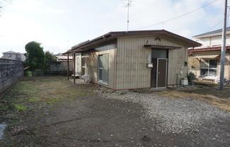 【酒井貸家南側】茂原市大芝 3LDKの平屋 カスミまで約600m