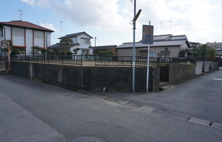 茂原市中の島町 151坪 日当たり良好 小学校130m。