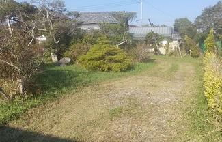 九十九里町西野 蔵を改修した敷地広い建物付き