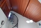 いすみ市 海近 螺旋階段が個性的な別荘の画像9