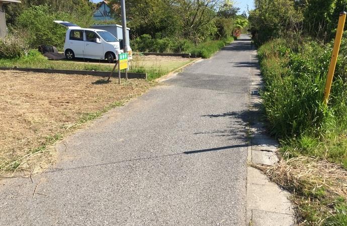 千葉県長生村一松 211坪 緑豊かな静かな環境