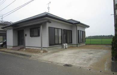 【高崎貸家】 高根小近くの3LDKの戸建て貸家