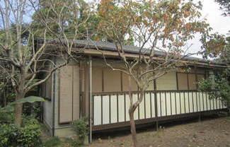 茂原市千町 平家建て 敷地100坪 実がなる樹木あり。