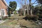茂原市東茂原 レンガタイル貼りの輸入住宅(インナーガレージ付き)の画像