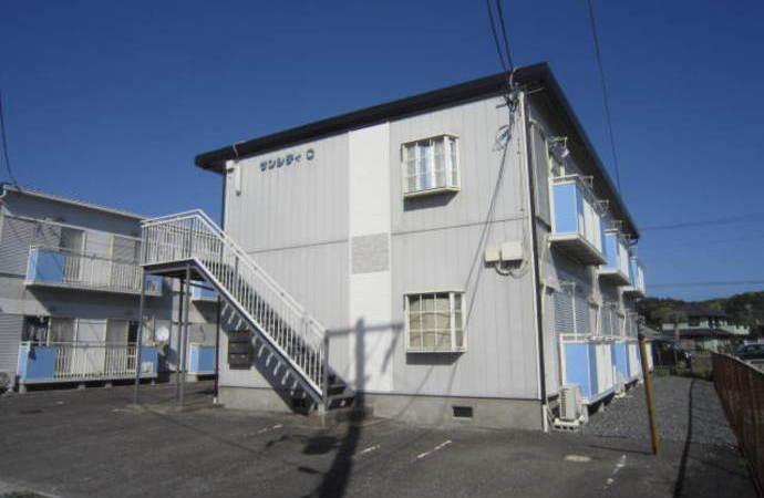 【サンシティC棟  102号】大原駅徒歩約8分で生活至便なアパート