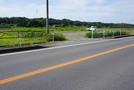 道の駅むつざわ近く 県道面137坪の画像